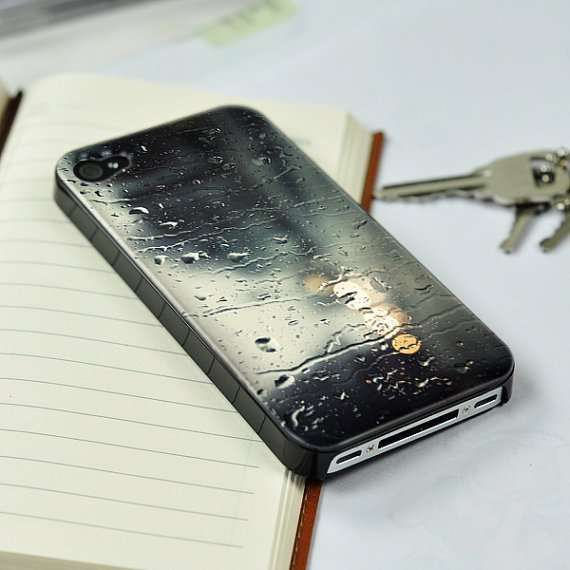 Raindrop Phone Case