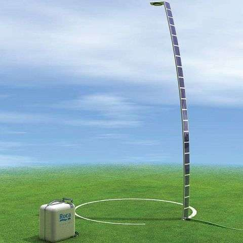 Solar-Powered Bathing Systems