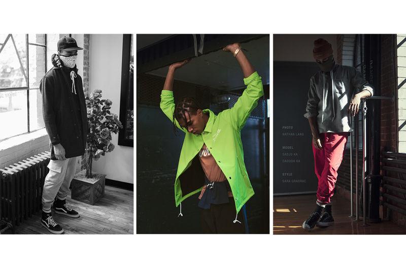 Urban Neon Menswear