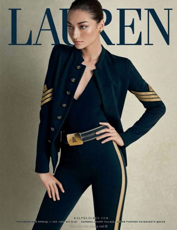 Ralph Lauren's Spring 2010 Collection