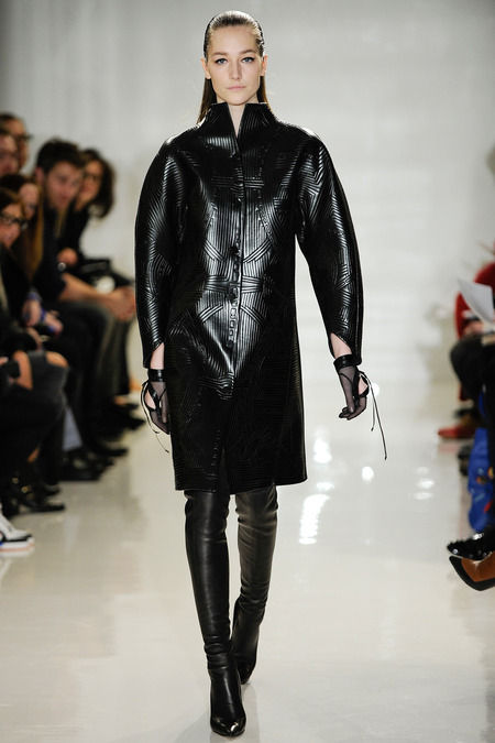 Strong Boxy Couture Runways