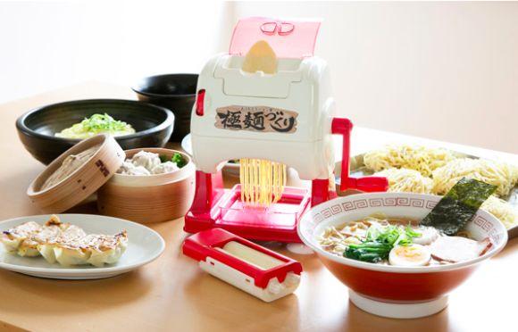 Ramen Noodle Makers