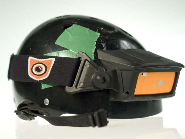 iPod Helmet Cams