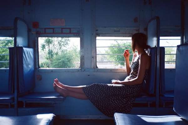 Solitary Female Photography
