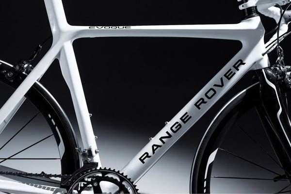 Range Rover Road Bike