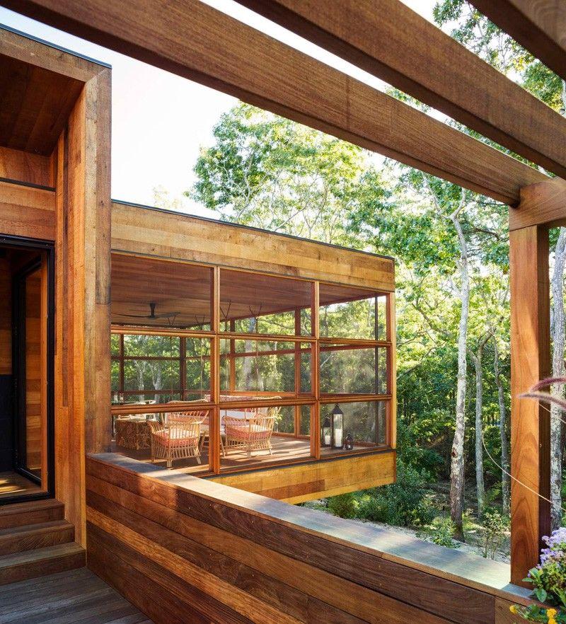 Modular Timber Cabins