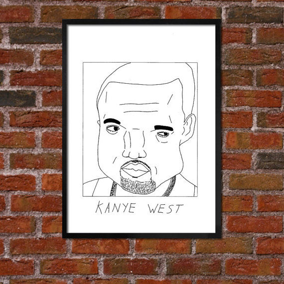Inaccurate Rapper Drawings