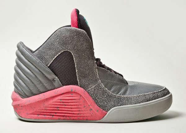 Shimmering Rapper Footwear