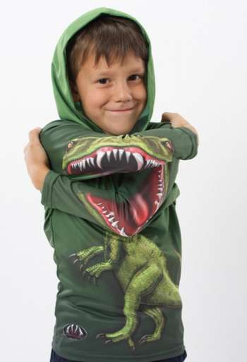 Dinosaur-Loving Garments