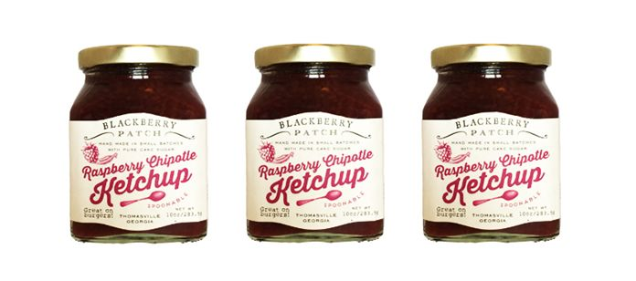 Fruit-Infused Ketchups