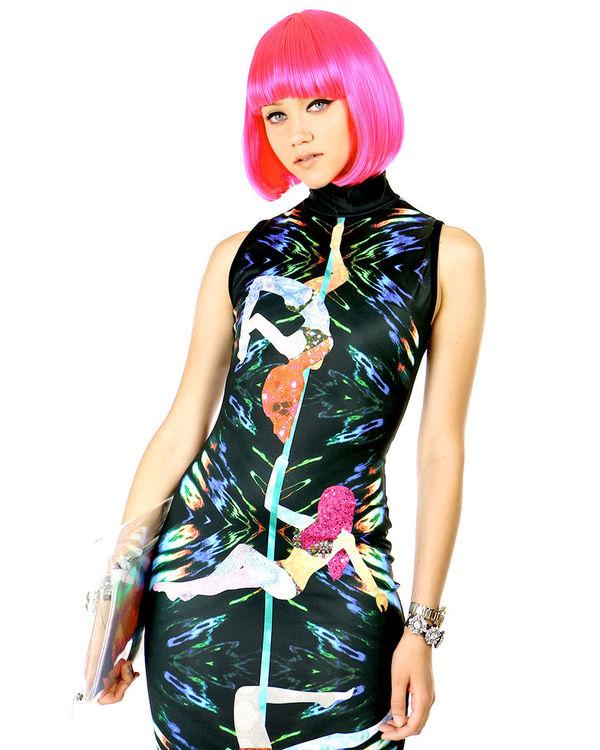Exotic Dancer Eveningwear