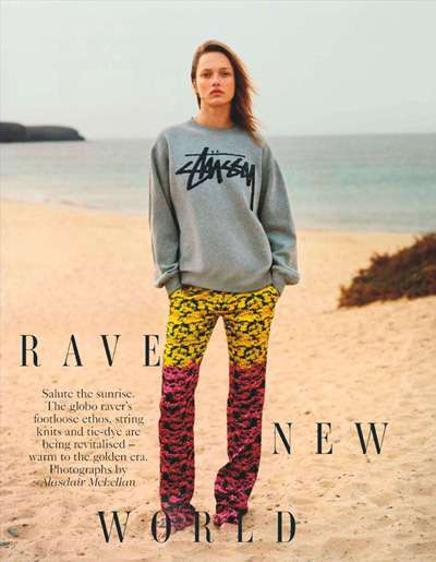 Eclectic Seaside Editorials
