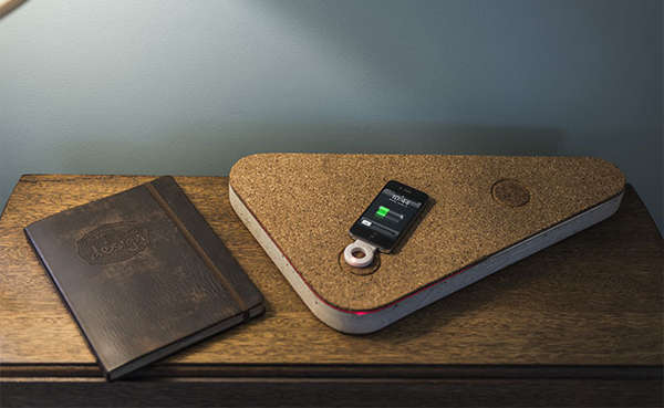 Natural Wireless Charging Stations