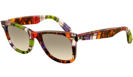 Kaleidoscopic Summer Shades