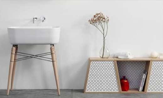 Table-Treated Sinks