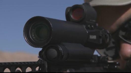 Zoom-Ready Rifles
