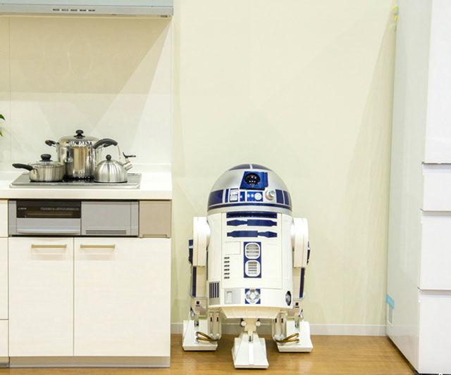 Deceptive Droid Refrigerators