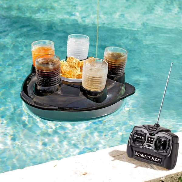 RC Snack Float