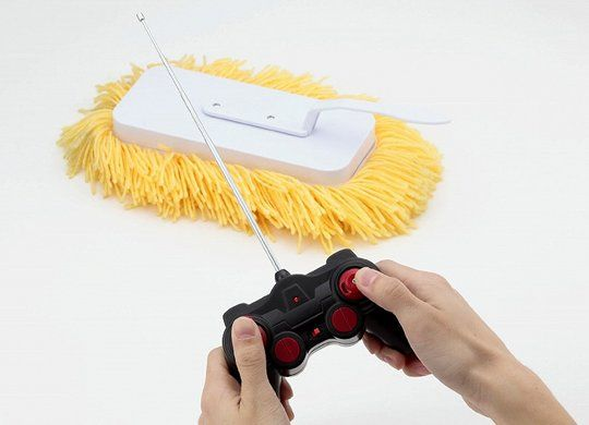 Remote-Controlled Mops