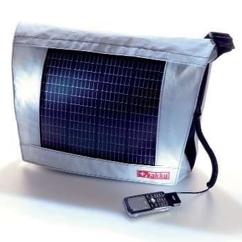Recycled Solar Bags