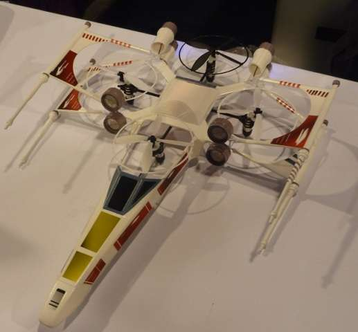 Killer X-Wing Knockoffs