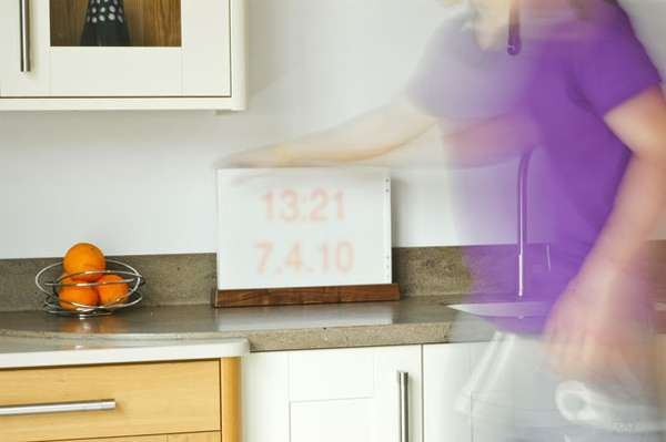 RDA Interactive Chopping Board
