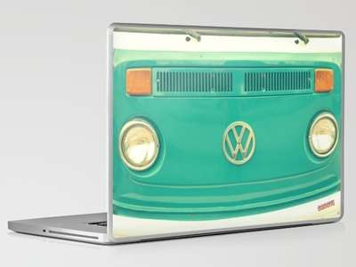 Retro Car Gadget Cases