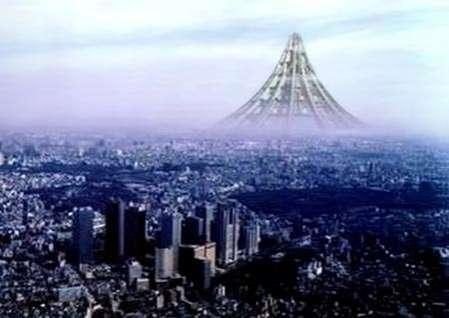 Japan Plans World's Tallest Building