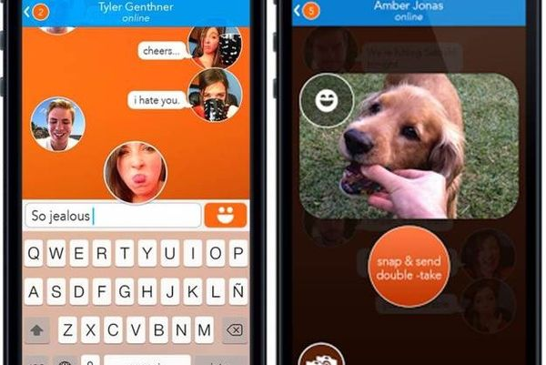 Personalized Face Messaging Apps