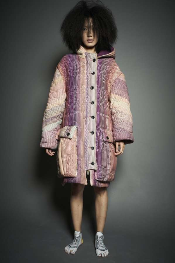 Oversized Knitwear Collections