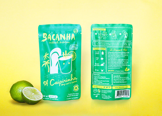 Bagged Brazilian Cocktails