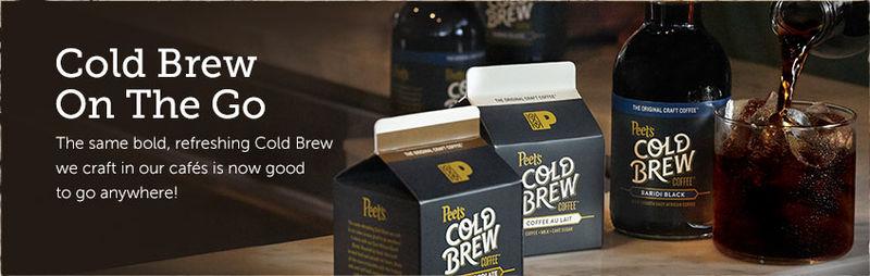 Convenient Cold Brew Cartons