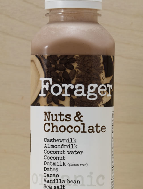 Ready-to-Drink Nut Milks
