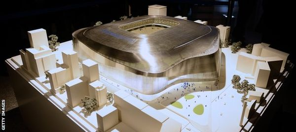 Rejuvenated Soccer Stadiums