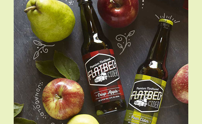 Pear-Flavored Ciders