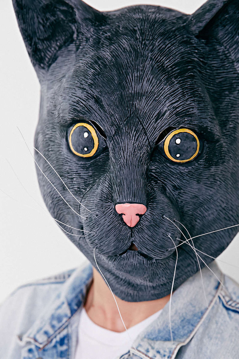 Realistic Cat Masks