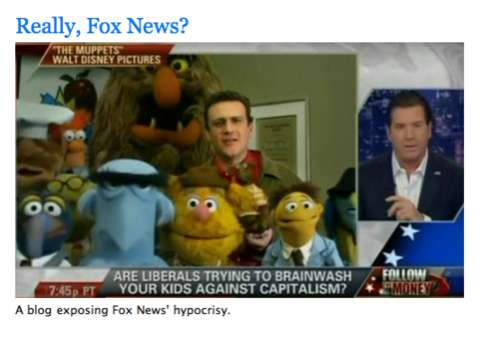 'Really Fox News?' Tumblr