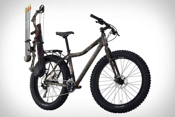 Off-Road Hunting Bikes