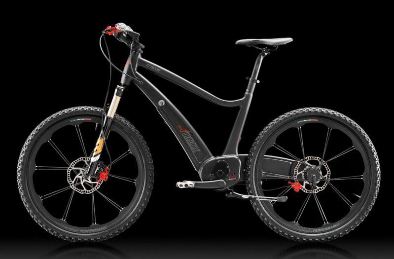 Discreet E-Bike Designs
