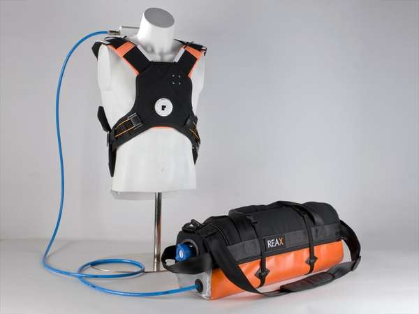 Automated CPR Vests