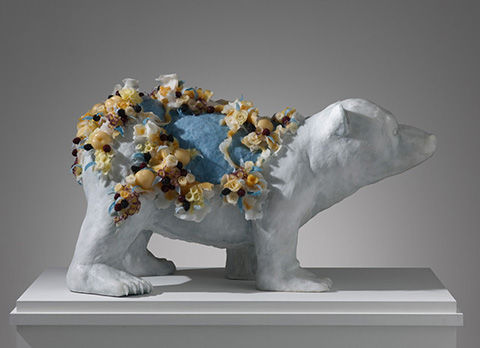 Crystallized Animal Sculptures (UPDATE)