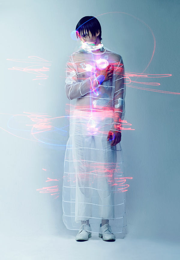 Artfully Illuminated Editorials