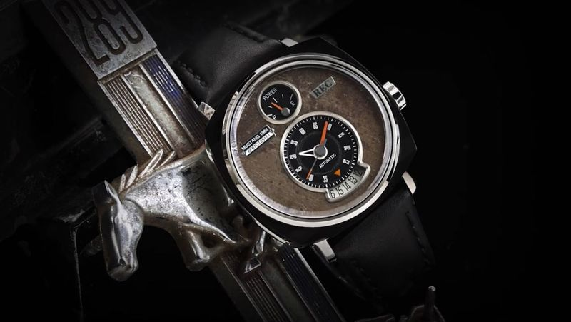 Salvaged Automotive Watches