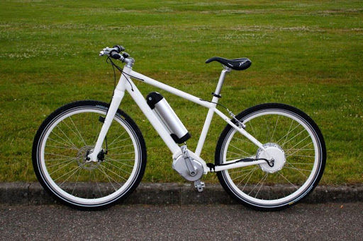 Chainless Electric Bikes