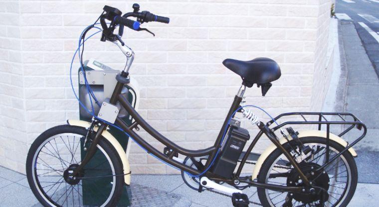 Wireless Recharging Electric Bikes