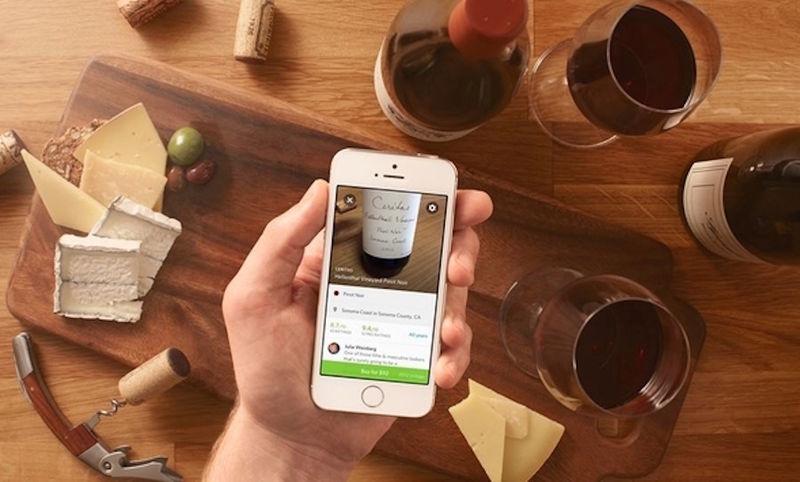 Streamlined Wine Apps