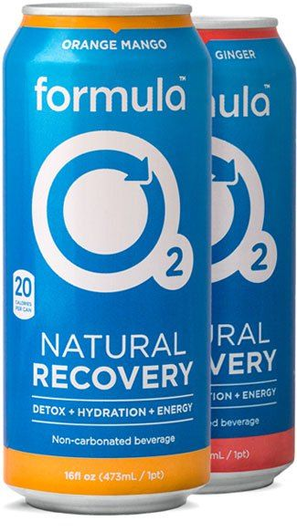 Oxygenated Electrolyte Beverages