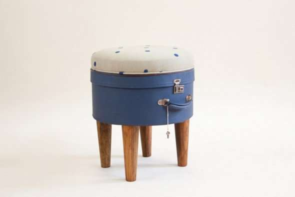 Playful Recycled Furniture