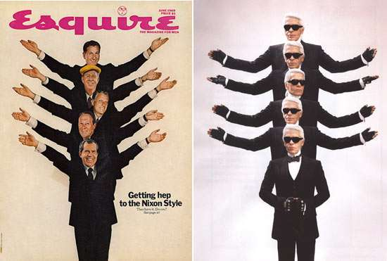 Recreating Magazine Covers