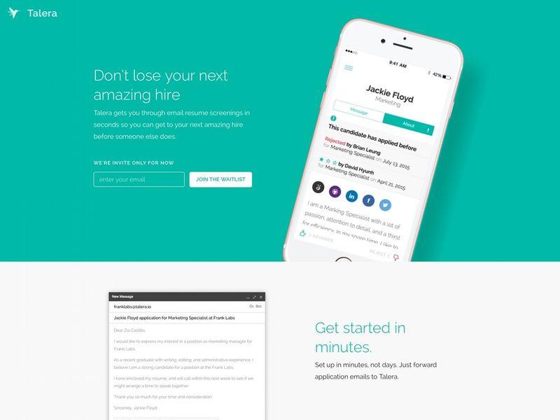 Smart Hiring Apps